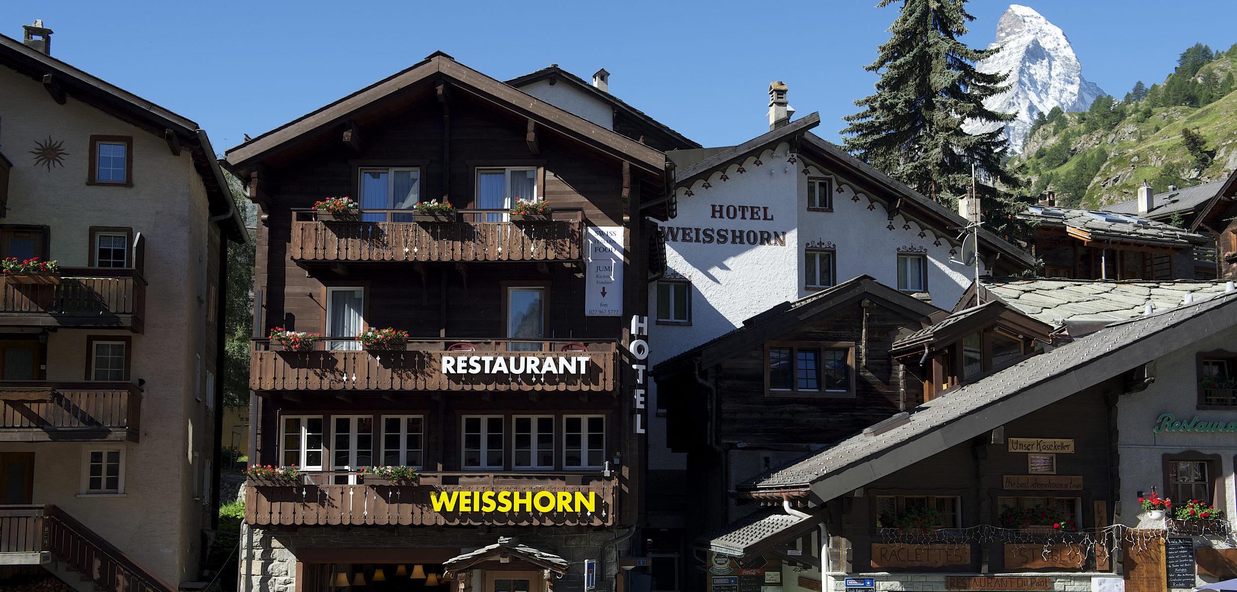 Hotel Restaurant Weisshorn